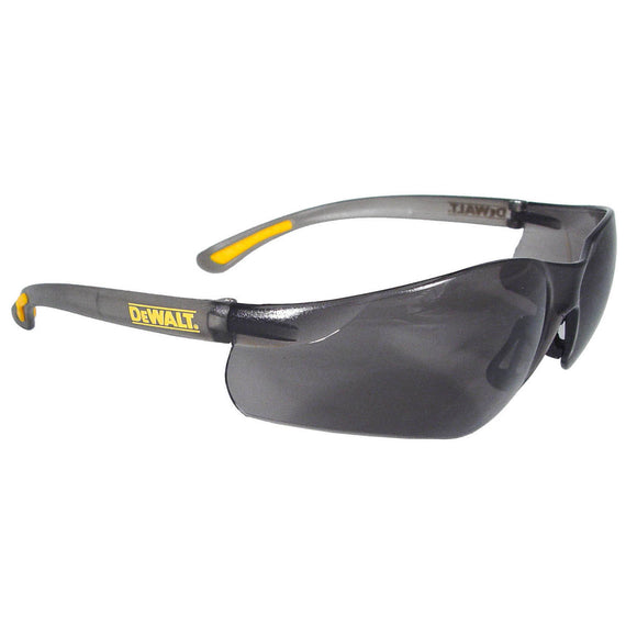 Radians DPG52-2D SAFETY GLASSES SMOKE CONTRACTOR DEWALT