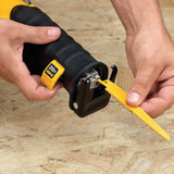 Dewalt DCS380B Orbital Cordless Reciprocating Saw, 20 V, Li-Ion, 1-1/8 In Stroke