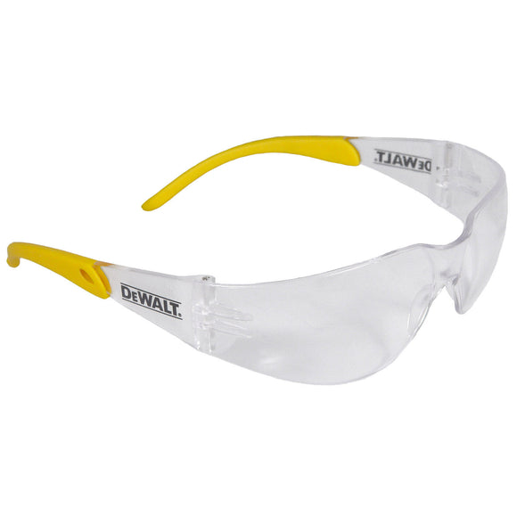 Radians DPG54-ID SAFETY GLASSES CLEAR PROTECTOR DEWALT