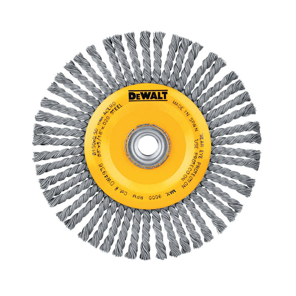 DeWalt DW4936 XP WIRE WHEELS