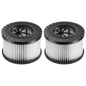 DeWalt DWV9330 REPLACEMENT HEPA FILTER SET FOR DWV010 & DWV012 (TYPE 2) DUST EXTRACTORS