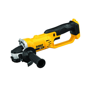 Dewalt DCG412B Cordless Grinder, 20 V, Li-Ion, 3 Ah, 6500 Rpm, 4-1/2 In Wheel