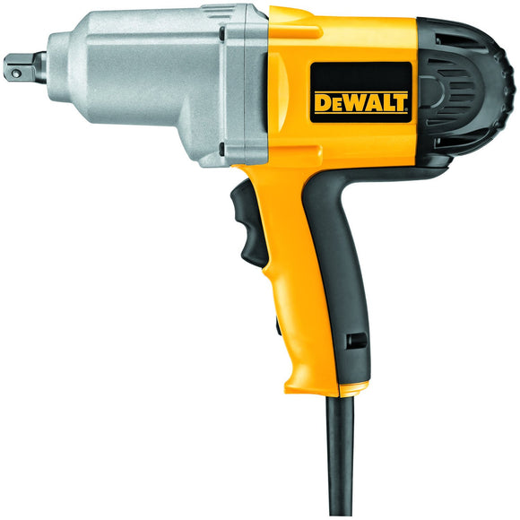 Dewalt DW292 Corded Impact Wrench, 120 Vac, 7.5 A, 345 Ft-Lb