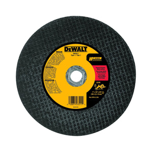 Dewalt DW3511 Type 1 High Performance Abrasive Saw Blade, 7 In Dia X 1/8 In T, A24R Grit