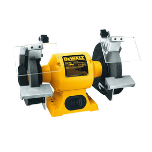 DeWalt DW758 Bench Grinder, 3/4 Hp, 4.2 A, 3600 Rpm, 8 In Wheel