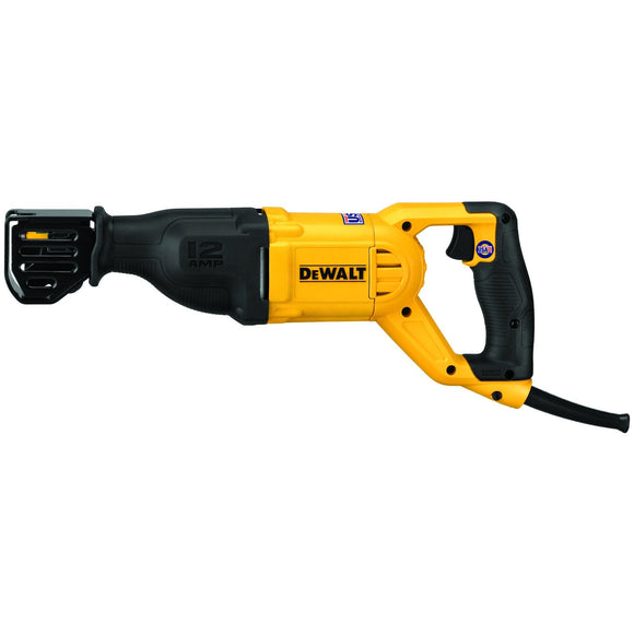 DeWalt DWE305 12.0 Amp Reciprocating Saw