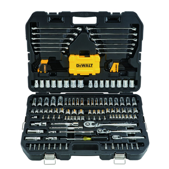 Dewalt 73803 168 PC MECHANICS TOOLS SET