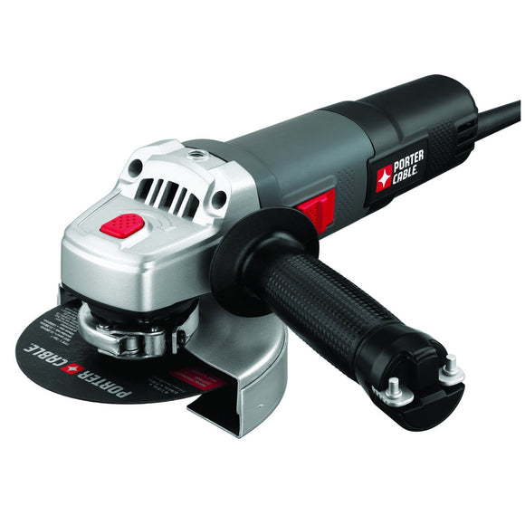 Porter-Cable PCE810 PC60TAG 6 Amp 4-1/2 In. Angle Grinder