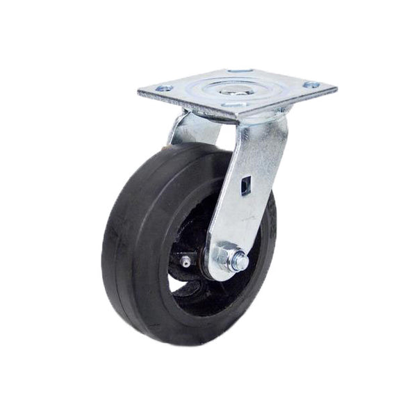 EZ Roll Casters EZ-0620-MOR-S Medium Heavy Duty Casters