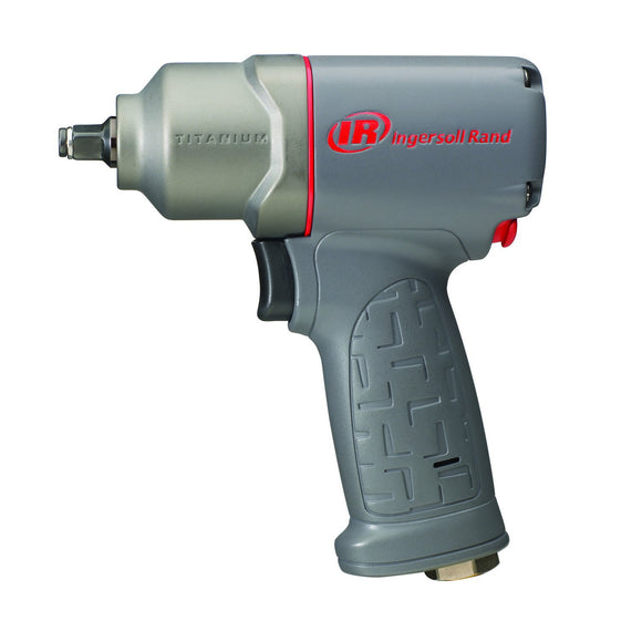 Ingersoll Rand 2115TIMAX Industrial Duty Air Impact Wrench, 3/8 In, 15000 Rpm, 1500 Bpm, 4 Cfm