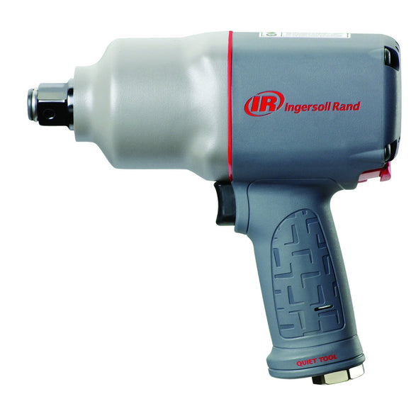 Ingersoll Rand 2145QIMAX Air Impact Wrench, 3/4 In, 7000 Rpm, 1150 Bpm, 8.5 Cfm, 90 Psi