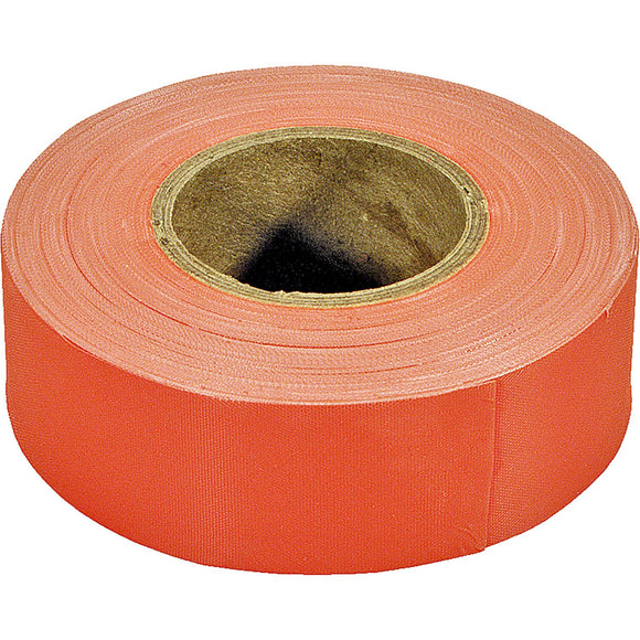 IRWIN Industrial 65602 Strait Line Non-Adhesive Flagging Tape, 1-3/16 In W X 150 Ft L X 2 Mil T, Pvc