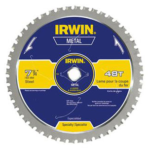 "IRWIN Industrial 4935557 8"" Metal Cutting Blade"
