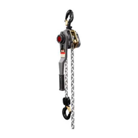 JPW Industries 376501 Jlh Series 3 Ton Lever Hoist, 10' Lift With Overload Protection