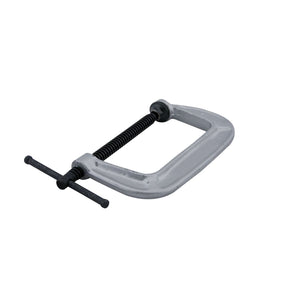 "JPW Industries 41421 140 Series C-Clamp, 0"" - 2"" Jaw Opening, 1-1/8"" Throat Depth"