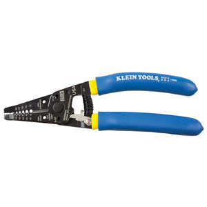 Klein Tools 11055 Kurve Wire Cutter/Stripper, 18 - 10 Awg, 7-1/8 In Oal
