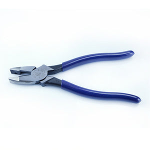 Klein Tools D213-9NE High Leverage New England Nose Side Cutting Plier, 1-3/8 In, 9-3/8 In Oal