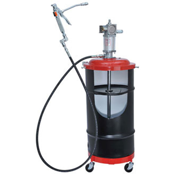 Lincoln Industrial 6917 Air-Operated Portable Grease Pump Package