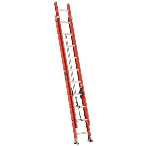 Louisville Ladder FE3220 Fiberglass Extension Ladder