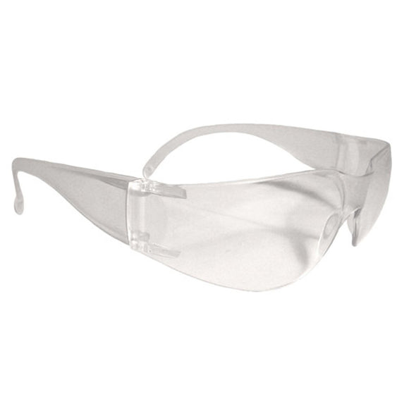 Radians MR0110ID Safety Glasses Mireage Clear