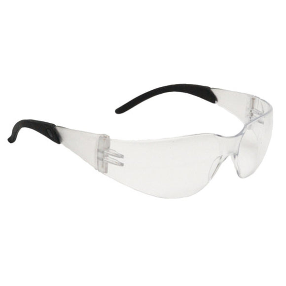 Radians MRR110ID SAFETY GLASSES MIRAGE RT CLEAR