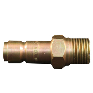 "Milton Industries S-1817 1/2"" Npt Male G-Style Plug"