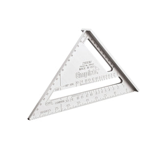 Empire Level 2990 Magnum Heavy Duty Rafter Square, 7 In, Aluminum