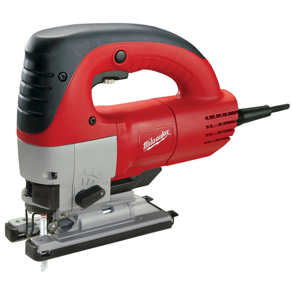 Milwaukee 6268-21 Double Insulated Variable Speed Orbital Jig Saw, 120 Vac, 6.5 A, 1 In Stroke, 0 - 3000 Spm