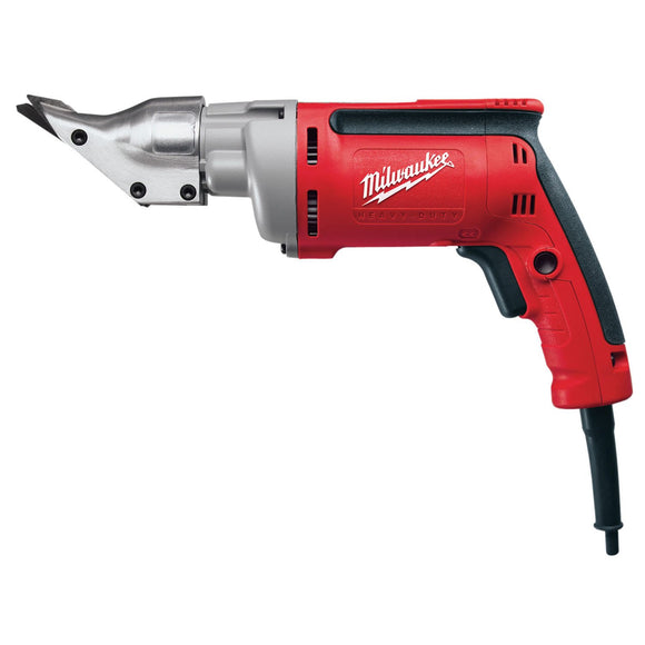Milwaukee 6852-20 Heavy Duty Corded Swivel Power Shear, 6.8 A