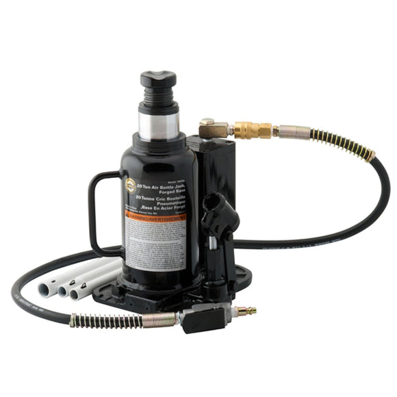 Omega 18204C 20 Ton Air Actuated Bottle Jack
