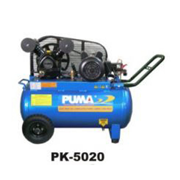 Puma Industries PK5020 Professional Air Compressor, 7.1 cfm, 20 gal Tank; 115/230V