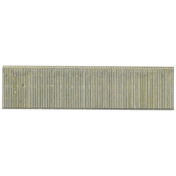 Porter-Cable PNS18125 18-Gauge 1/4-Inch Crown Galvanized Staples, 5000-Pack