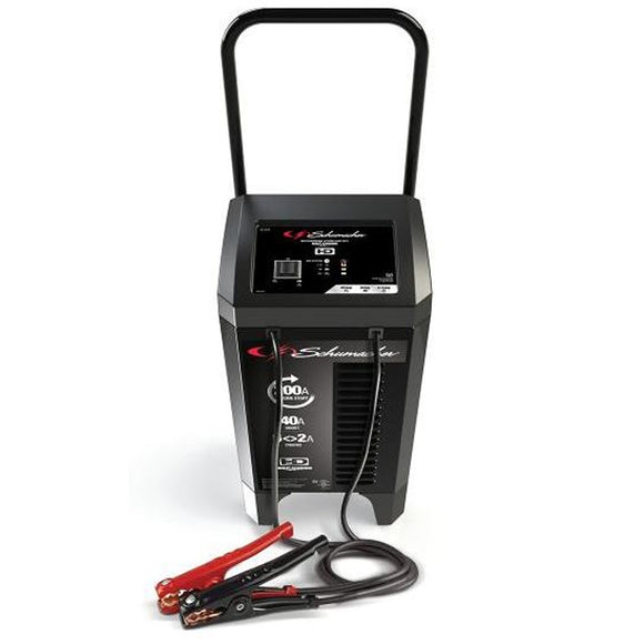 Schumacher SC1324 20A 12V Automatic Battery Charger/Engine Starter