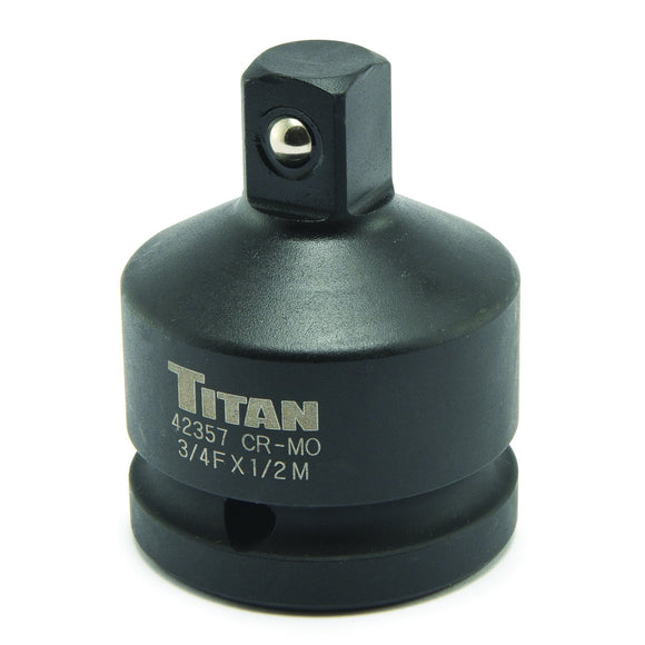 Titan Tool 42357 3/4 In. X 1/2 In. Reducing Adapter