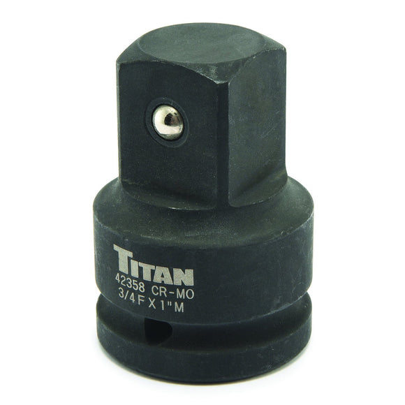 Titan Tool 42358 3/4 In. X 1 In. Increasing Adapter