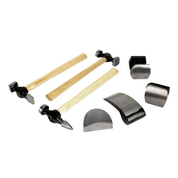 Performance Tool W1007DB 7 pc Auto Body Repair Kit