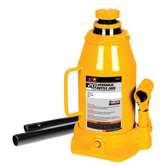 Performance Tool W1633 20 Ton Hydraulic Bottle Jack