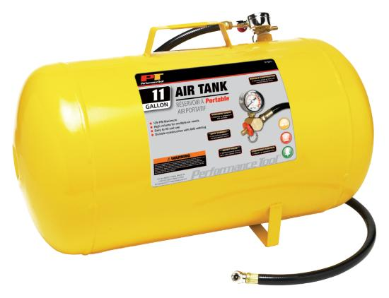 Performance Tool W10011 11 Gallon Portable Air Tank