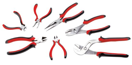 Wilmar Corporation W30759 7-Pc Pliers Set