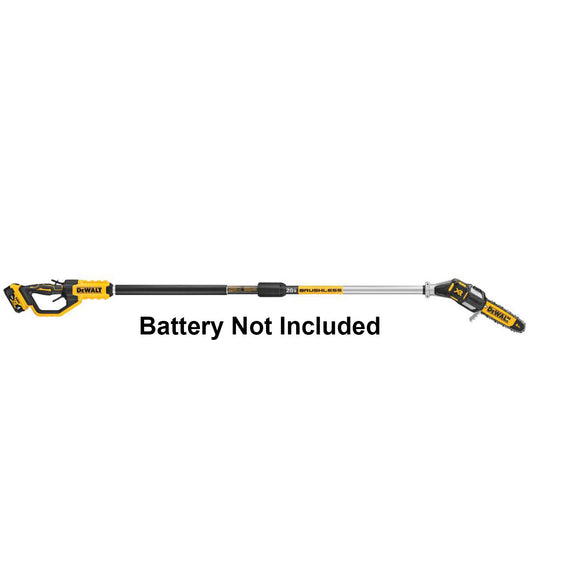 Dewalt DCPS620M1 20V Max XR Cordless Pole Saw 10' L 8