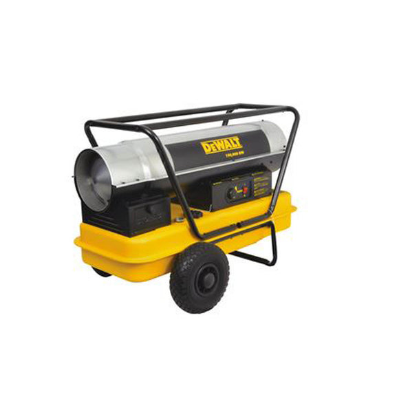 DeWalt DXH190HD 190,000 BTU/HR FORCED AIR KEROSENE CONSTRUCTION HEATER