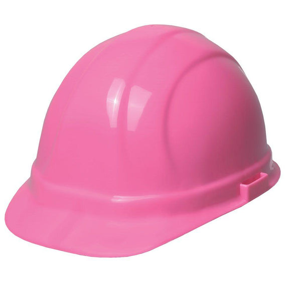 ERB Industries 19129 Omega II 6Pt Std Hi Viz Pink Hard Hat
