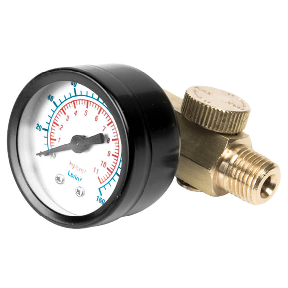 Performance Tool M693 Air Regulator w/Gauge