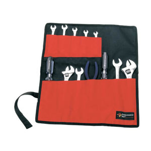 Performance Tool W88990 12 Packet Roll-Up Tool Pouch
