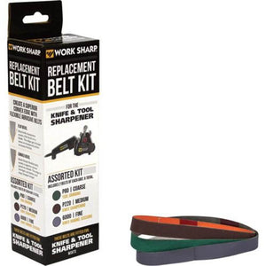 Darex WSSA0002012 Knife and Tool Sharpener Replacement Belt Kit