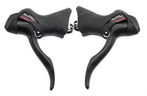 Shimano ST-A070 Tourney STI Road Bike 2 x 7 Speed Drop Bar Shifters NEW