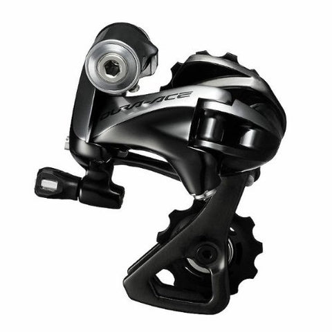Shimano Dura-Ace RD-9000 11-Speed Rear Derailleur (Black/Silver)