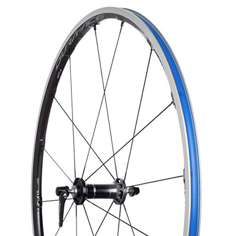 Shimano Dura-Ace 9100 C24 Carbon Laminate Road Wheelset - Clincher One Color, One Size