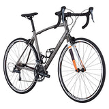 Diamondback Bicycles Diamondback Airen Sport Women's Endurance Road Bike, 48cm Frame, Silver, 48 cm / XX-Small