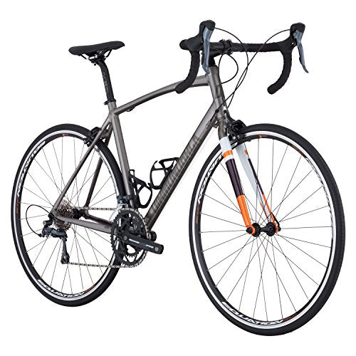 Diamondback Bicycles Diamondback Airen Sport Women's Endurance Road Bike, 48cm Frame, Silver, 48